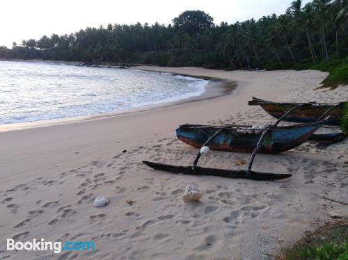 Home for 2 in Tangalle. Great!