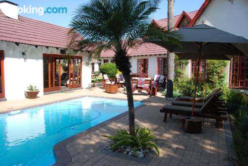 Home for two in Kempton Park. Tiny!