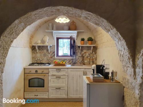 Cómodo apartamento en Alberobello, bien situado