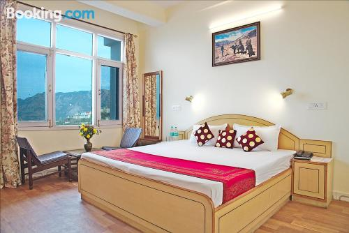 Apartamento en Shimla con internet