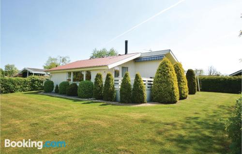 Two room place in Egernsund. 75m2!