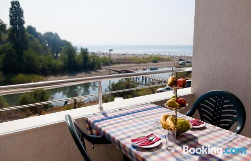 Place in Ulcinj with terrace