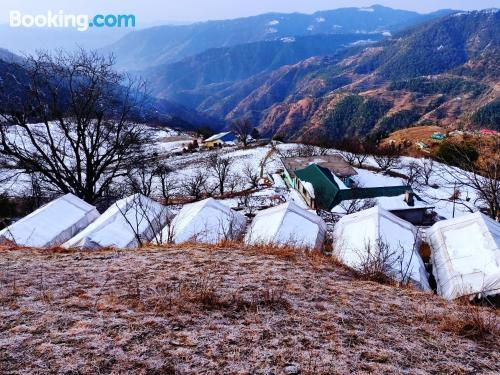 Apartamento en Shimla con vistas