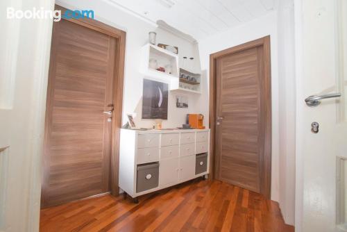 Home for 1 person in Trieste. Internet!