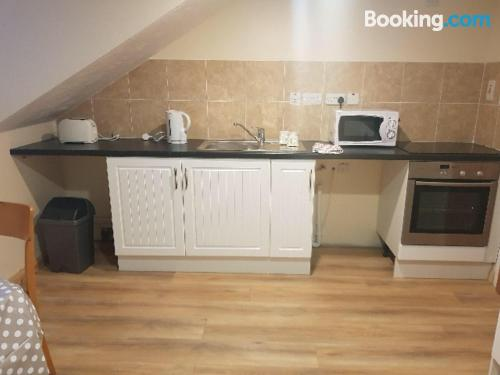 Place for two in Londonderry with internet