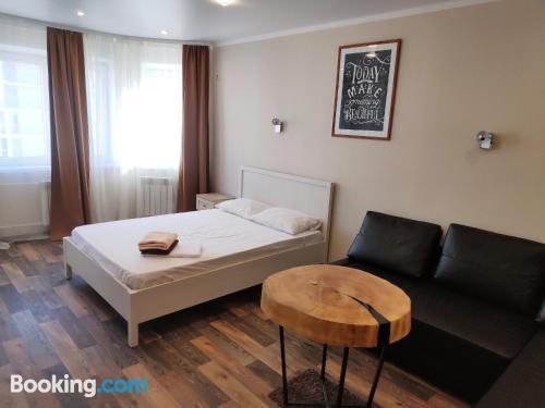 Great 1 bedroom apartment in Lipetsk.