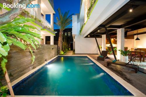 Apartamento con wifi y terraza