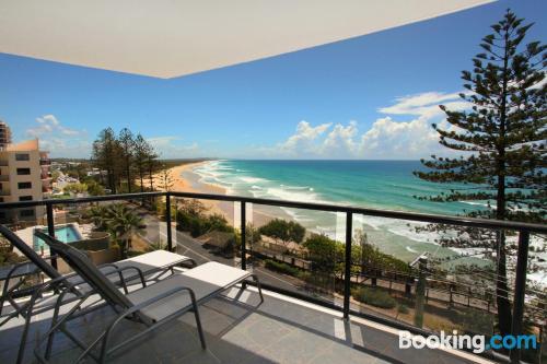 Comfortable apartment in Coolum Beach. 100m2!