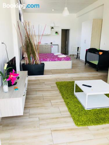 Convenient 1 bedroom apartment with terrace
