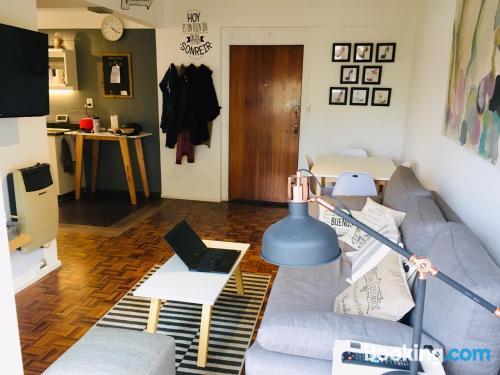 Apartamento de 44m2 en Buenos Aires con wifi