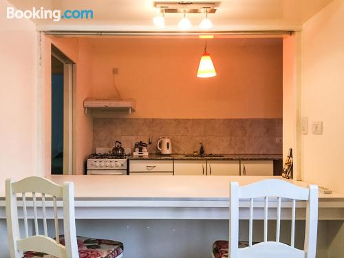 Little place in Bahia Blanca with heating and internet