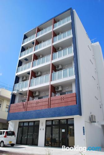 1 bedroom apartment apartment in Naha. Terrace!.