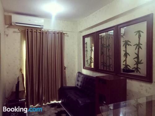 2 room place with air-con