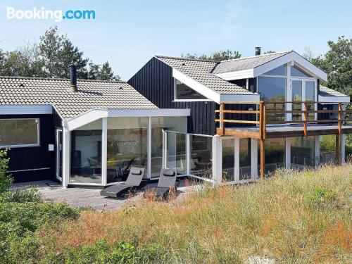 Dream in Ålbæk. Perfect location!