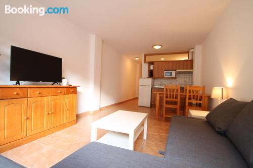 1 bedroom apartment in Ransol. Comfy!
