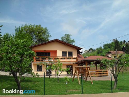 Apartamento para familias con niños en Tuheljske Toplice.
