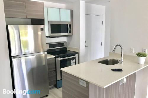 2 bedrooms apartment in Miami.