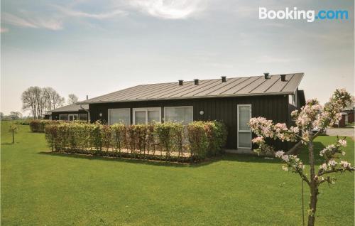 Buena zona con aire acondicionado en Bogense. Ideal para familias