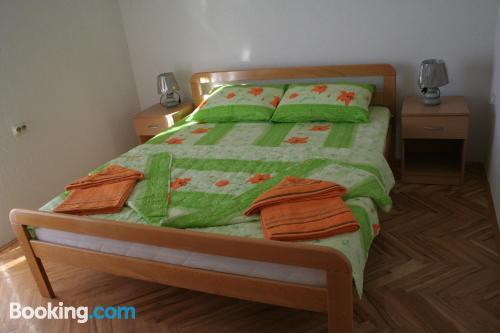 Ideal apartamento de una habitación ¡con vistas!.