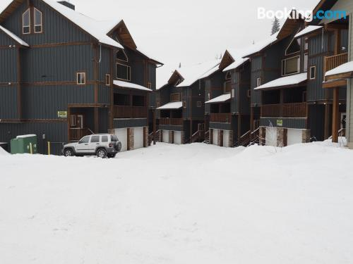 Apartment with wifi in Keremeos.