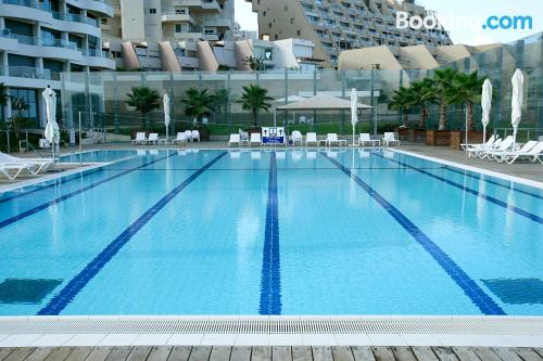 Home for couples. Enjoy your pool in Tel Aviv!