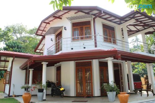 Apartment in Kalutara. Perfect for groups