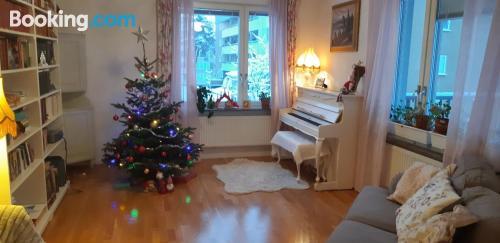 Apartamento de una habitación en Estocolmo