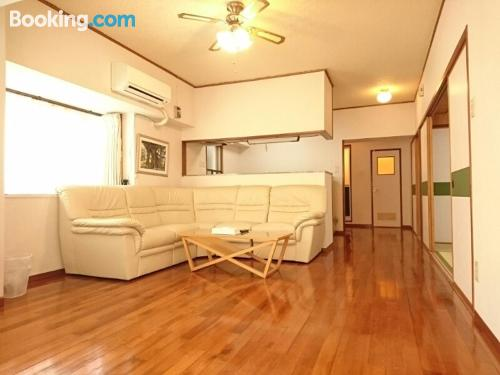 Home in Naha. Convenient for six or more