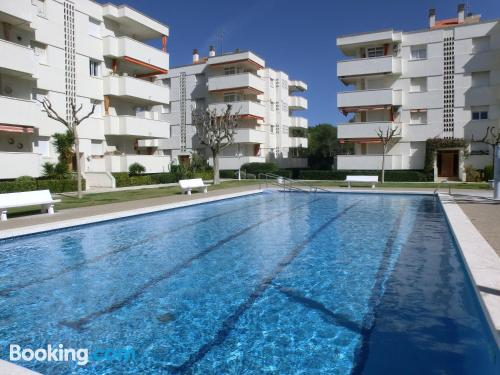 Home in Calafell with 3 bedrooms