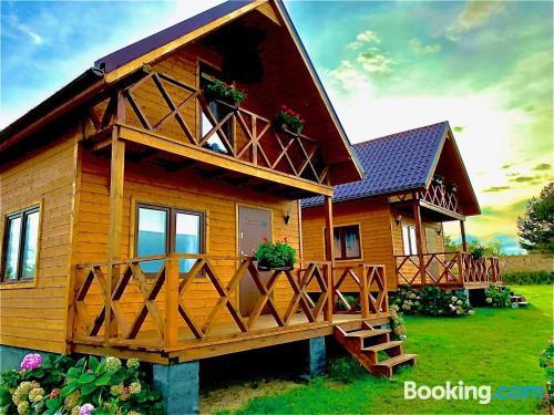 Apartamento con terraza. Ideal para familias
