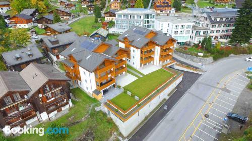 Apartamento con terraza. Perfecto para grupos