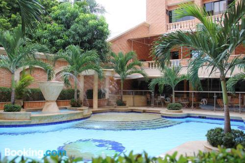 Place for couples. Enjoy your pool in Valledupar!