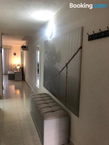 Apartamento para cinco o más en Cancún.