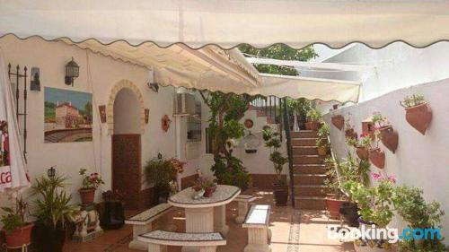 Place in Vejer de la Frontera in downtown. Experience!.