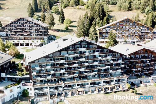 Apartamento de 35m2 en Anzère ¡Con terraza!