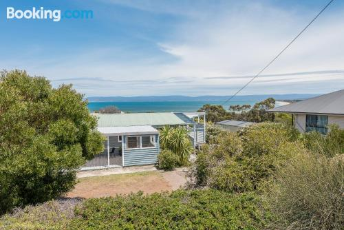 Place in Coles Bay. Perfect for six or more