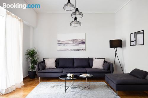 Apartamento con wifi en Atenas