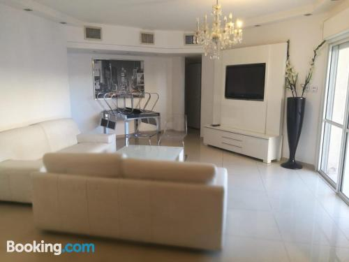 Two rooms place in Eilat convenient for families.