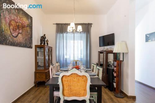Apartamento de tres habitaciones en Cascais.
