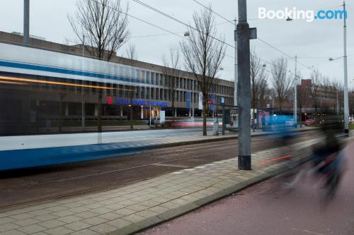 Apartamento de 26m2 en Amsterdam para parejas