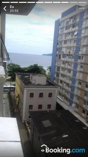 Apartamento en Santos. ¡45m2!
