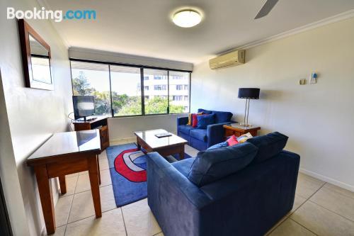 Apartamento de 90m2 en Mooloolaba con conexión a internet