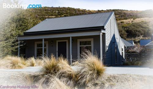 Place in Cardrona with terrace