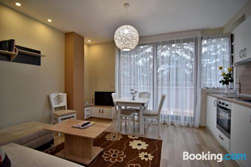 Huge apartment in incredible location with terrace