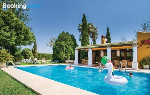 Apartamento con piscina. ¡pet friendly!.