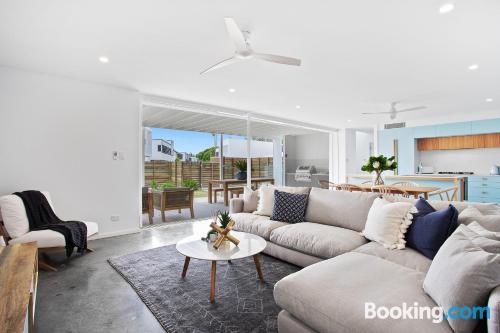 Espacioso apartamento en Byron Bay. Perfecto para cinco o más