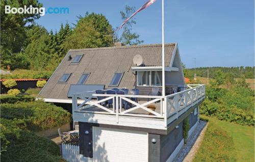 Apartamento en Ebeltoft. Ideal para familias