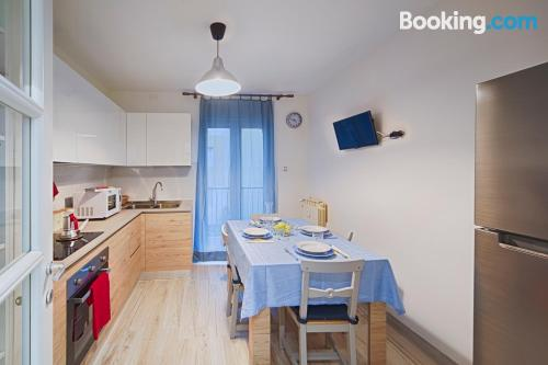 Apartment in Trieste. Be cool, there\s air!