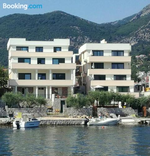 Home for couples in Tivat.