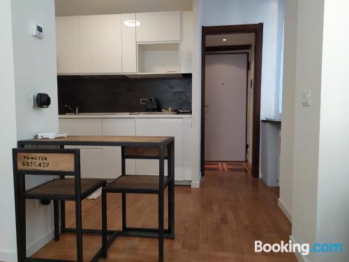 Carino appartamento, per coppie